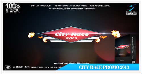 City Race Promo Preview